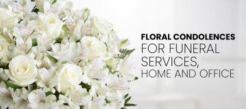 Floral Condolences